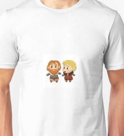 Dragon Age Chibis Unisex T-Shirt