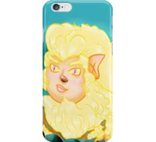 Lady Warewolf iPhone Case/Skin