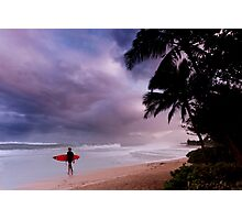 Pipeline Surfer 15 Photographic Print