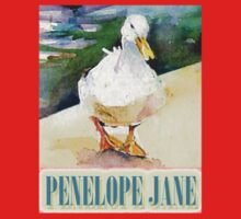 White Duck by Penelope Jane Kids Clothes