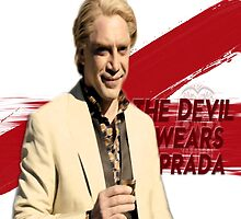 The Devil Wears Prada by 007Design