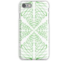 Christmas Ribbons iPhone Case/Skin