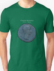 Ancient Roman Coin - AUGUSTUS Unisex T-Shirt