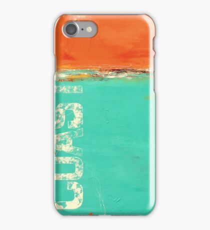 """Fragile Coast"" iPhone Case/Skin"