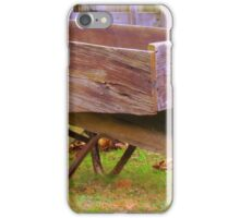 Wood Barreled iPhone Case/Skin