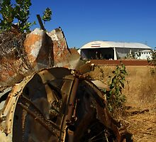 Daly Waters Airfield by GavinD68
