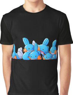 Bundle of Mudkips  Graphic T-Shirt