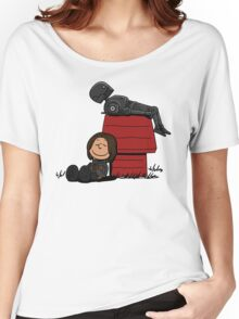 Rogue Peanuts B Women's Relaxed Fit T-Shirt