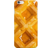 Waffle and Syrup iPhone Case/Skin