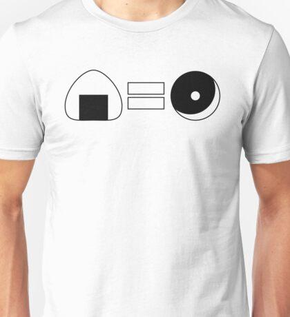 Onigiri = Donut Unisex T-Shirt