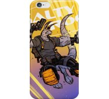 """Salty Roo 2099"" iPhone Case/Skin"