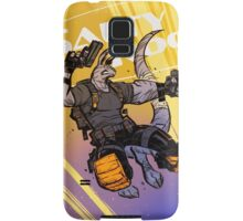 """Salty Roo 2099"" Samsung Galaxy Case/Skin"