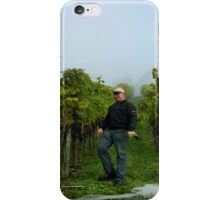 Swiss Vineyard iPhone Case/Skin
