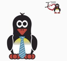 Bathroom Penguin - Gents by jimcwood