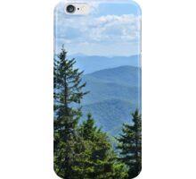 Blue Ridge Mountains - Vertical iPhone Case/Skin