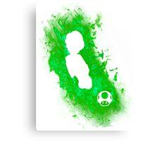 Luigi Spirit Canvas Print