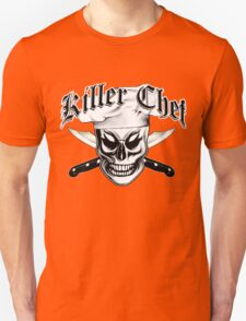 Chef Skull 4: Killer Chef T-Shirt