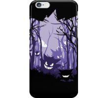 POISONED FOREST iPhone Case/Skin