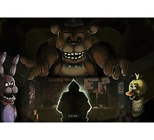 Five Night's at Freddy's Photographic Print