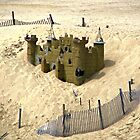 Sand Castle by Monnie Ryan