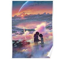 Your Name Comet Poster