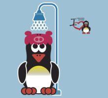 Domestic Penguin - Shower Kids Clothes