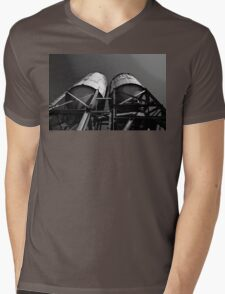 A Great Place for a Horror Movie Mens V-Neck T-Shirt