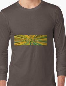 Colour Rays Long Sleeve T-Shirt