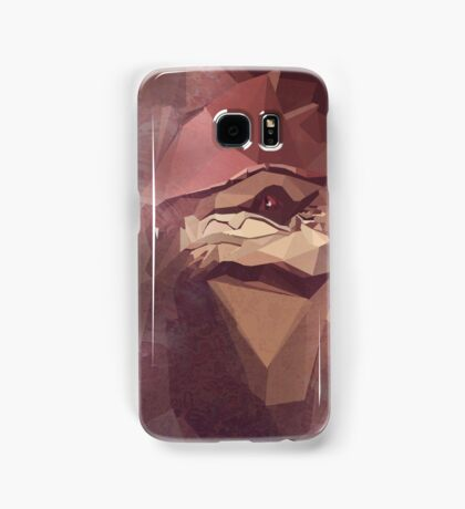 Low Polygon Wrex Samsung Galaxy Case/Skin