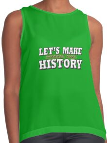 LET'S MAKE FOSSIL FUEL HISTORY Contrast Tank