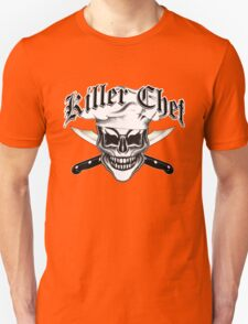 Chef Skull 6: Killer Chef T-Shirt