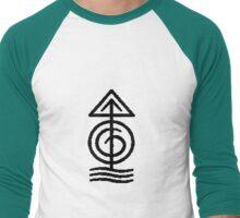 Magisterium Quincunx Symbol Men's Baseball ¾ T-Shirt