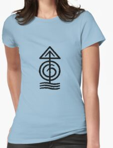 Magisterium Quincunx Symbol Womens Fitted T-Shirt
