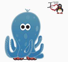 Bathroom Penguin - Octopus! (Octopeng) by jimcwood