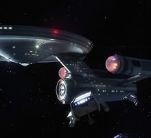 USS Yorktown 2.0 by jtatkin