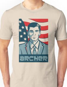 archer for america  Unisex T-Shirt