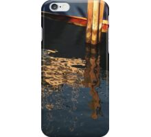 Maritime Abstract iPhone Case/Skin