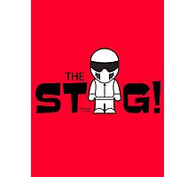 The Stig Photographic Print
