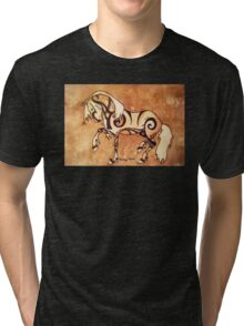 The Year of the Horse Tri-blend T-Shirt