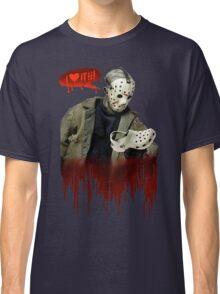 Jason Loves Crocs Classic T-Shirt
