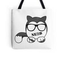 Cat Nerd Tote Bag
