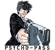 Anime: PSYCHO-PASS Photographic Print