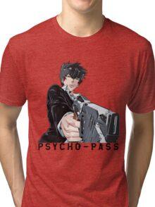 Anime: PSYCHO-PASS Tri-blend T-Shirt