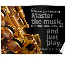 Just Play Poster