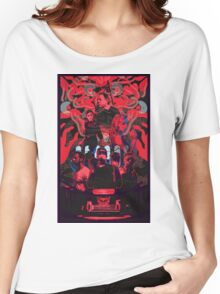 only god forgives Women's Relaxed Fit T-Shirt