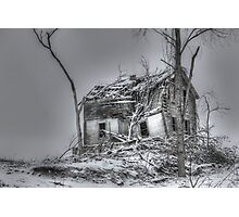 Frozen in Silence Photographic Print