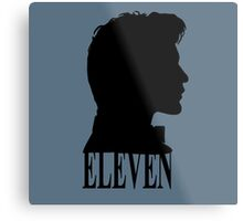 Eleventh Doctor Metal Print