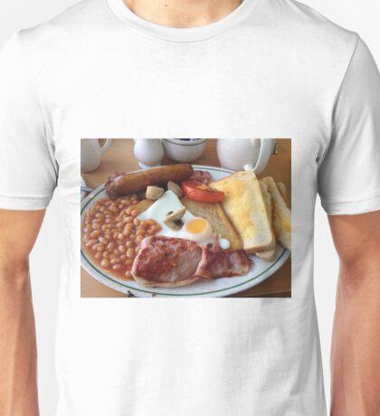British Fried Breakfast Unisex T-Shirt