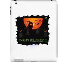 Holloween design iPad Case/Skin
