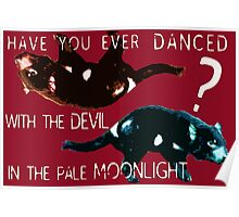 Dancing With the Devil Poster